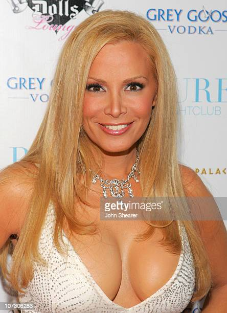 Cindy Margolis during Nicollette Sheridan Hosts Valentine's Day with the Pussycat Dolls at PURE Nightclub at PURE in Las Vegas Nevada United States