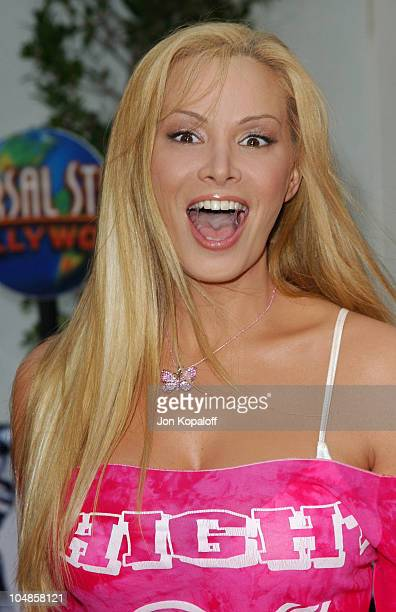 Cindy Margolis during The World Premiere of 2 Fast 2 Furious at Universal Amphitheatre in Universal City California United States