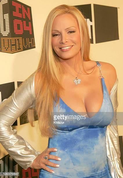 Cindy Margolis during VH1 Big in '04 Red Carpet at Shrine Auditorium in Los Angeles CA United States