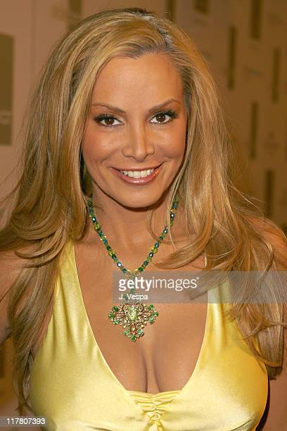 Cindy Margolis during Wolfgang Puck Cut Steakhouse Opening at Regent Beverly Wilshire in Beverly Hills California United States