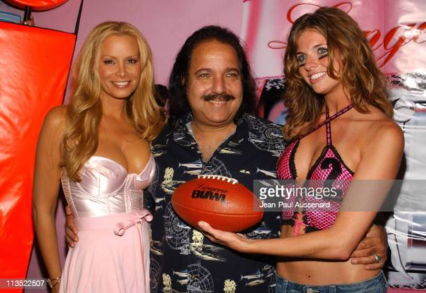 Cindy Margolis Ron Jeremy and Trishelle Cannatella