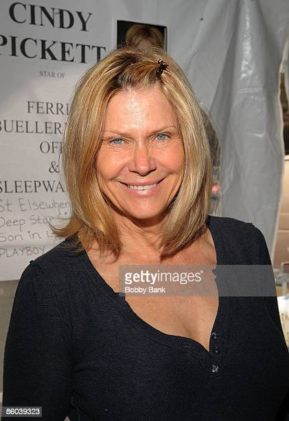 Cindy Pickett attends the 2009 Chiller Theatre Expo at the Hilton on April 19 2009 in Parsippany New Jersey