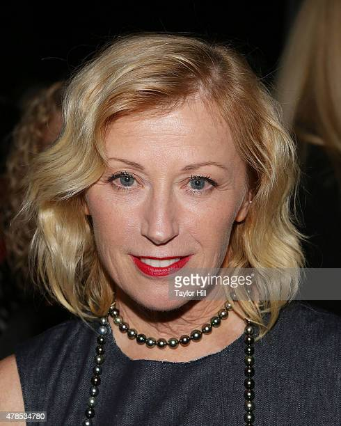 Cindy Sherman attends the 2015 MoMA PS1 Benefit Gala at MoMA on June 25 2015 in New York City