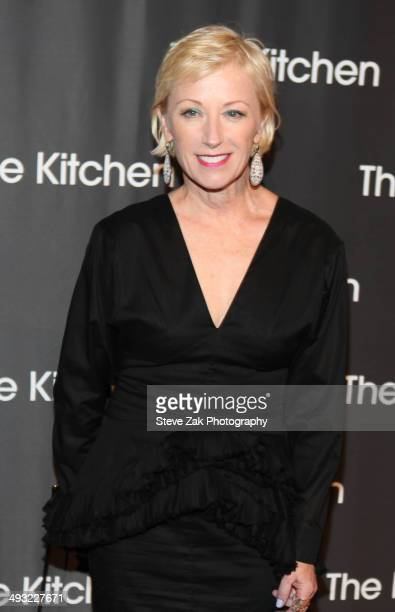 Cindy Sherman attends the Kitchen Spring Gala Benefit 2014 at Cipriani Wall Street on May 22 2014 in New York City