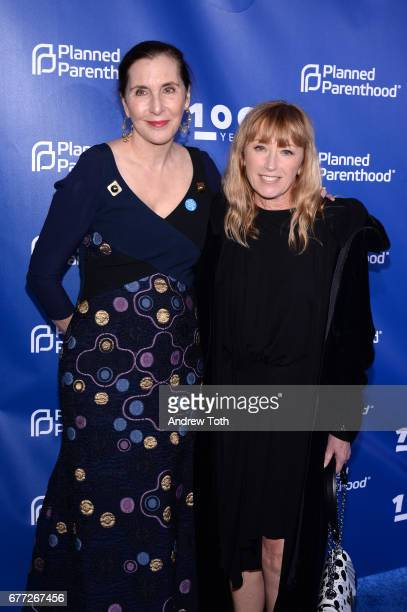Cindy Sherman attends the Planned Parenthood 100th Anniversary Gala at Pier 36 on May 2 2017 in New York City