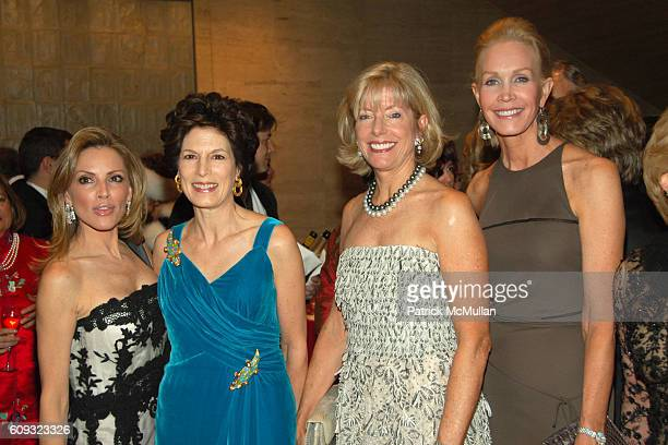 Cindy Sites Coco Kopelman Liz Peek and Joanne de Guardiola attend The SCHOOL OF AMERICAN BALLET Hosts the WINTER BALL at New York State Theater at...