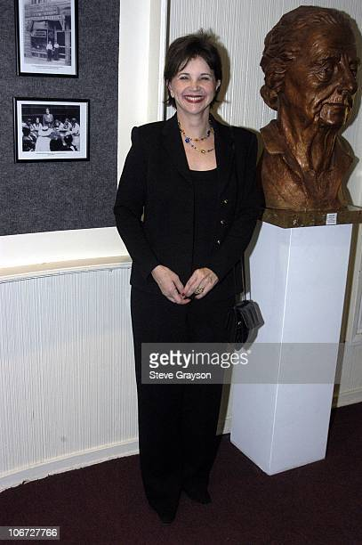 Cindy Williams during Renee Taylor's OneWoman Stage Portrait An Evening With Golda Meir Premiere Engagement at The Canon Theater in Beverly Hills...