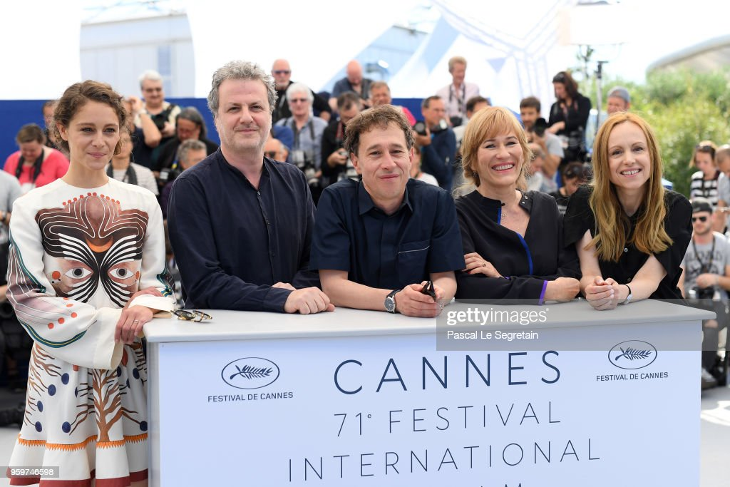 FRA: Jury La Cinefondation Et Des Court Metrages Photocall - The 71st Annual Cannes Film Festival