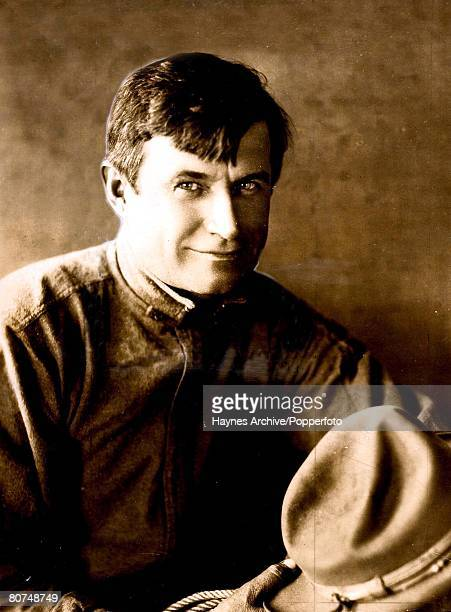 Cinema American comic film actor Will Rogers