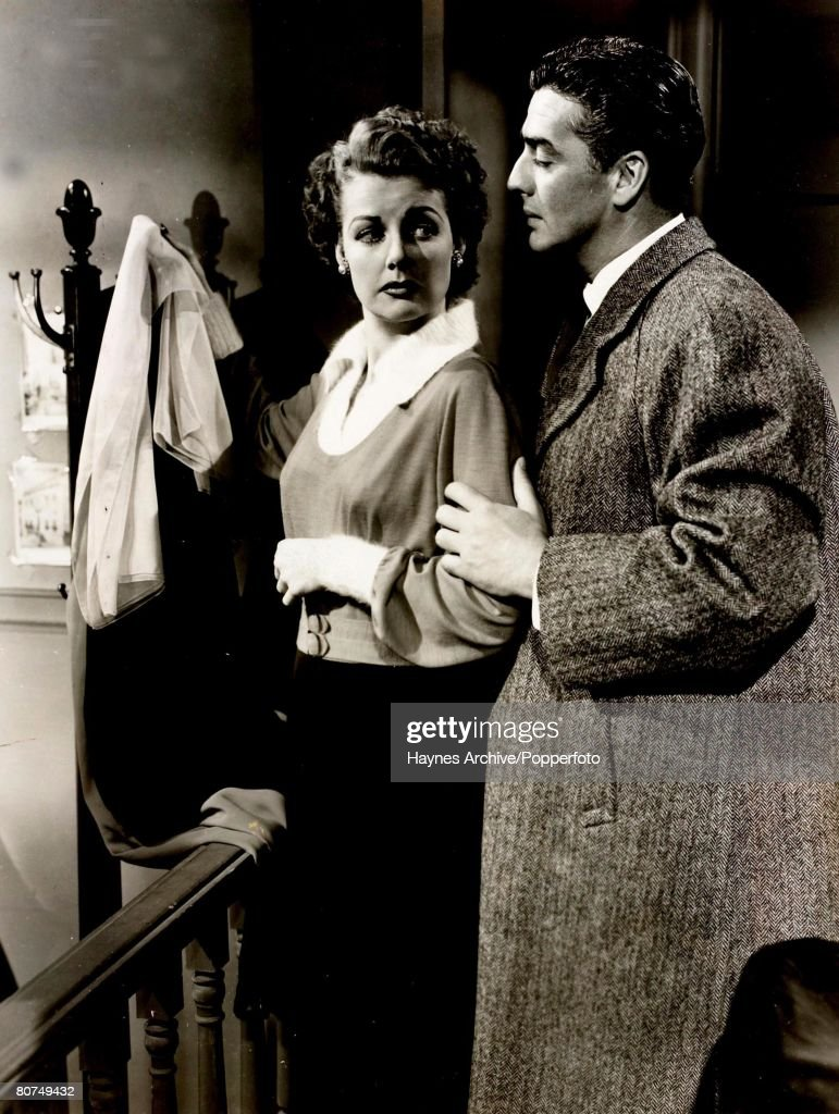 cinema american film actors ann sheridan and victor mature in a