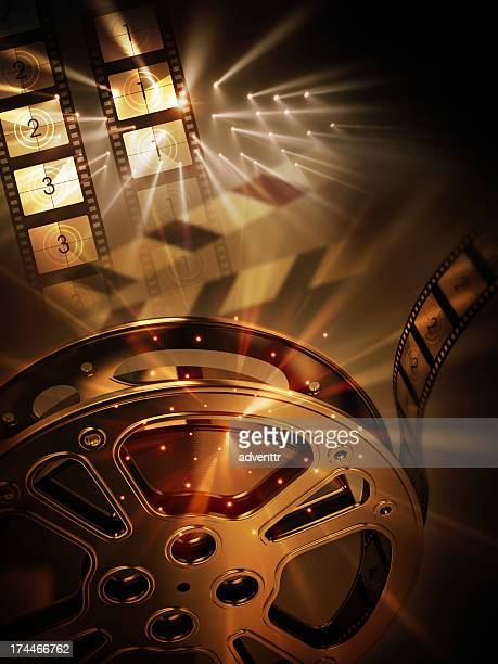 cinema background (vertical) - film industry stock pictures, royalty-free photos & images