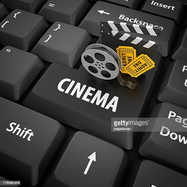 cinema enter key
