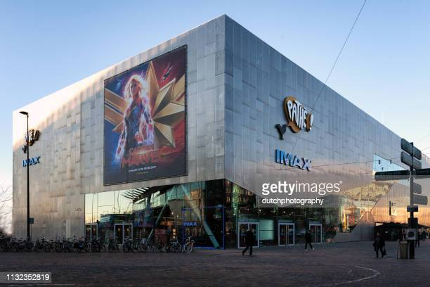 cinema pathe in amsterdam london, united kingdom - film premiere stock pictures, royalty-free photos & images
