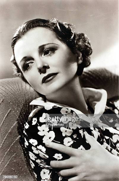 Cinema Personalities circa 1930's American actress Mary Astor portrait born of German immigrant parents she was perhaps best known for the films The...