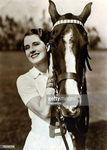 Cinema Personalities circa 1930's Canadian born actress Norma Shearer portrait She was a prominent star of the 1930's and 1940's