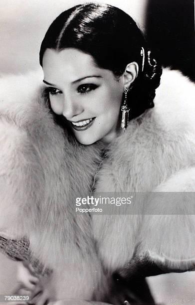 Cinema Personalities circa 1930's Mexico born actress Lupe Velez portrait