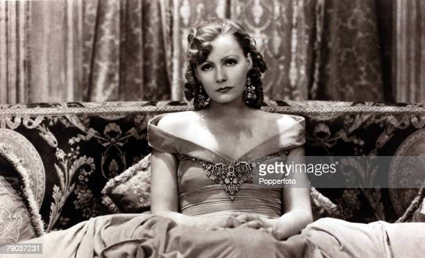 Cinema, Personalities, circa 1930+s, Swedish born film actress Greta Garbo, portrait, born Stockholm 1905, who went to America in the 1920+s and...
