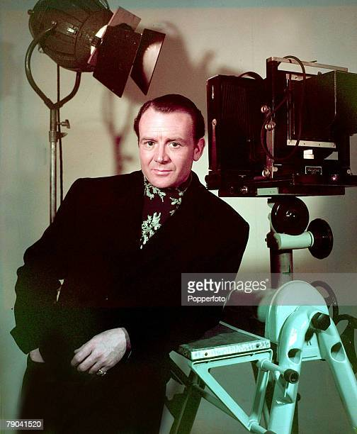 1948 British actor John Mills portrait One of the most admired British actors who often played the good guy hero'