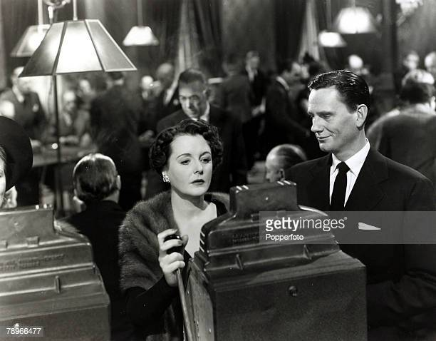 1949 Actress Mary Astor appearing in the film Any Number Can Play