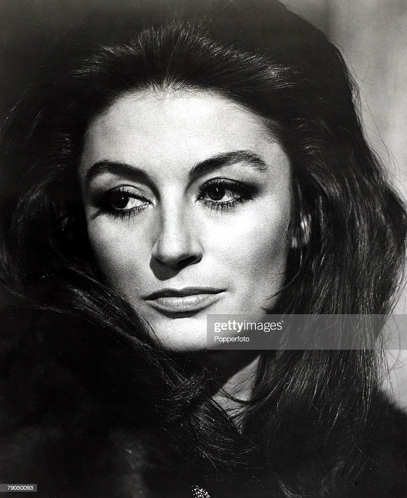 Anouk Aimée Photos 1969, anouk aimee, born 1932, french actress, pictured here