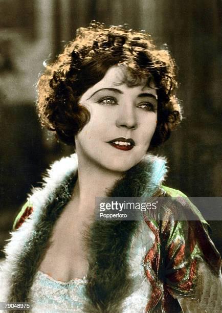 circa 1920's Renee Adoree French born actress