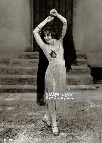 circa 1925 American actress Ann Pennington as she appeared in the film The Lucky Horseshoe