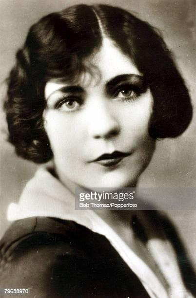 circa 1930 French actress Renee Adoree