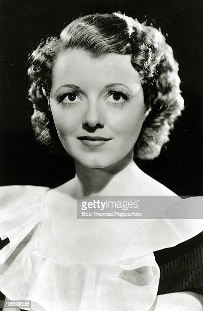 circa 1930's American actress Janet Gaynor who had one claim to fame in that she was voted Best Actress at the vey first Oscar's ceremony which was...