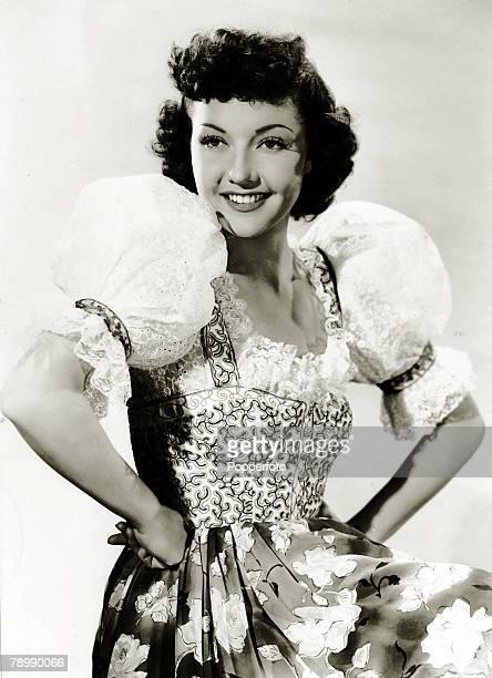 circa 1930's American actress Lynn Bari a star of the 1930's 40's and 1950's