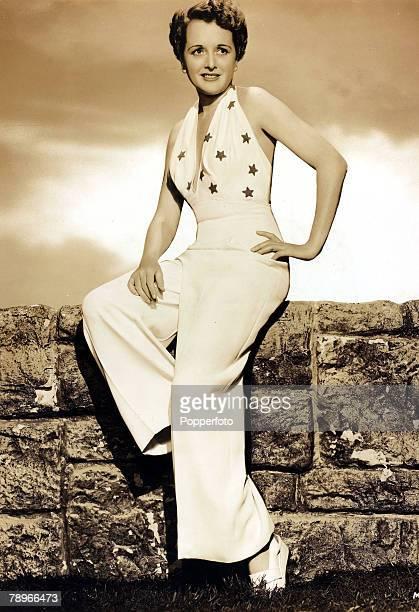 circa 1930's American actress Mary Astor portrait