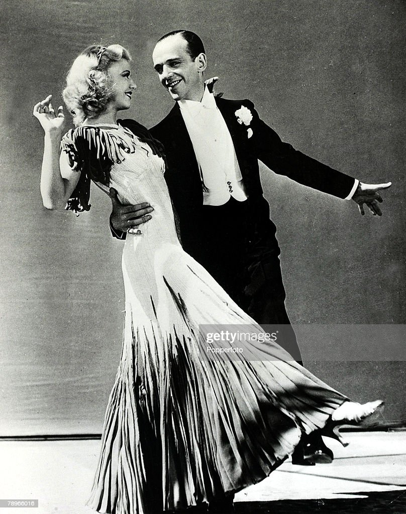 Circa 1930 S American Duo Fred Astaire And His Dancing Partner Fotografia De Noticias Getty Images