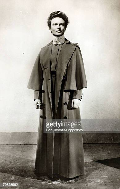 Cinema Personalities, pic: circa 1930's, English actress Anna Neagle, who was knighted as a Dame Commander of the British Empire for he services to...