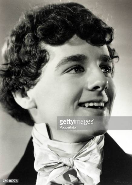 circa 1930's Freddie Bartholomew born in Dublin who became one of Hollywood's most popular child actors He appeared in some great films of the 1930's...