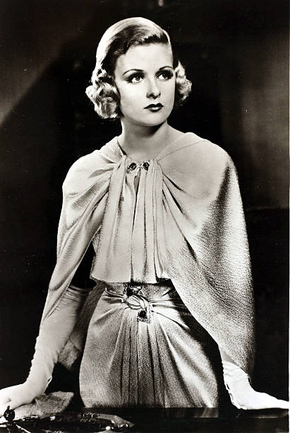 Cinema Personalities, pic: circa 1935, American actress Joan Bennett, who had a long career as an actress from the late 1920's and through to...