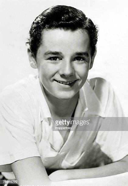 circa 1940 Freddie Bartholomew born in Dublin who became one of Hollywood's most popular child actors He appeared in some great films of the 1930's...