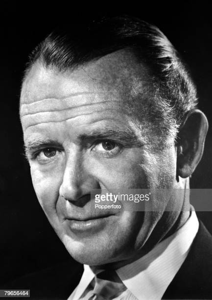 circa 1950 British actor John Mills born 1908 portrait
