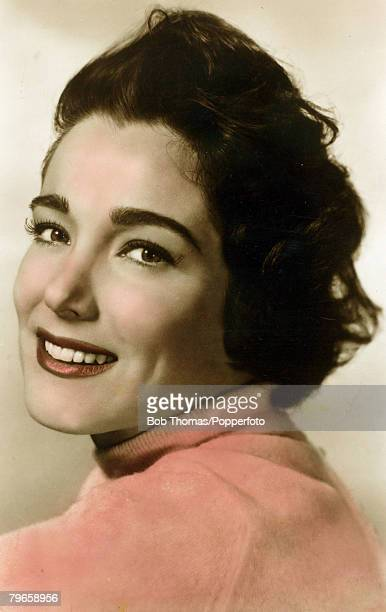 circa 1950's American actress Julie Adams born 1926 who appeared in mainly western movies in the early 1950's