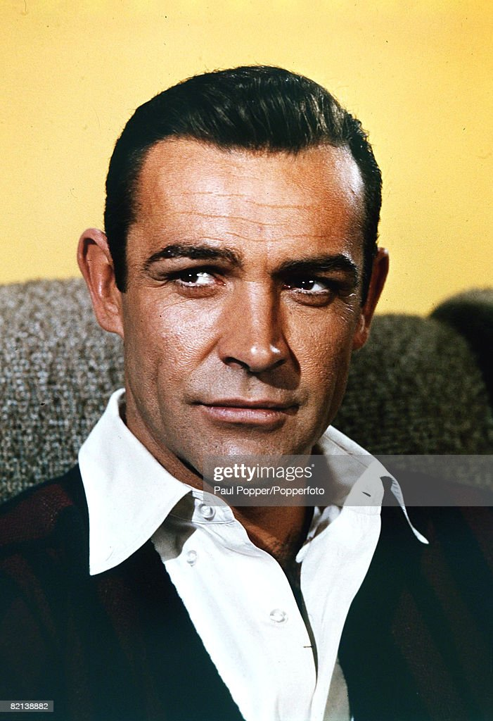 Cinema Personalities, pic: circa 1960's, Scottish actor Sean Connery, born 1930, who found fame as the British secret agent 007 James Bond : News Photo