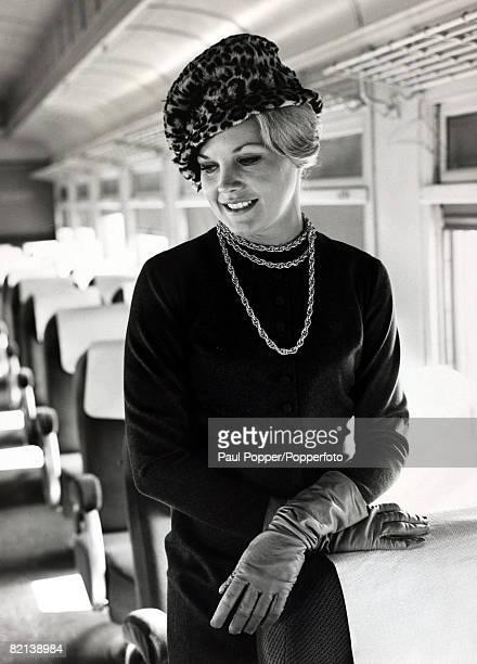 circa 1964 American actress Carroll Baker born 1931 in a scene from The Carpetbaggers