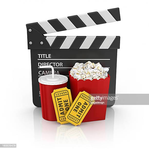 Conjunto de cinema