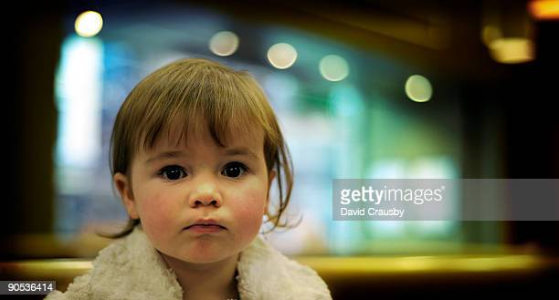 cinematic portrait of young girl - crausby stock pictures, royalty-free photos & images