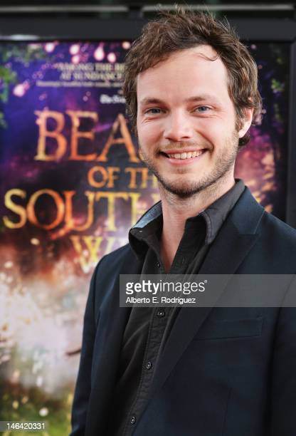 Cinematographer Ben Richardson arrives at the 2012 Los Angeles Film Festival Gala Screening of Beasts Of The Southern Wild at Regal Cinemas LA LIVE...