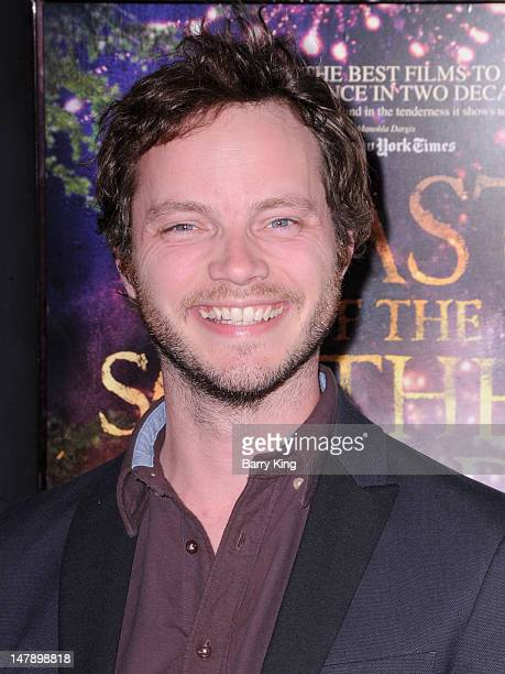 Cinematographer Ben Richardson attends the 2012 Los Angeles Film Festival premiere of 'Beasts Of The Southern Wild' at Regal Cinemas LA Live on June...