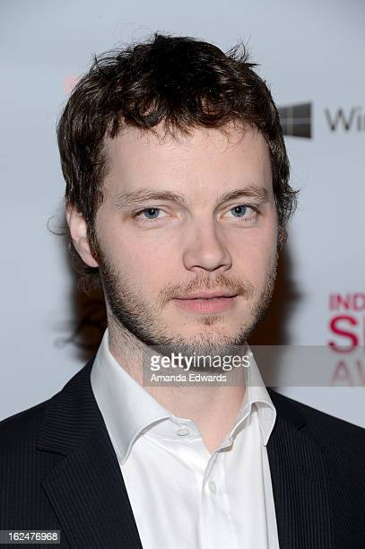 Cinematographer Ben Richardson attends the 2013 Film Independent Spirit Awards after party at The Bungalow at The Fairmont Hotel on February 23 2013...