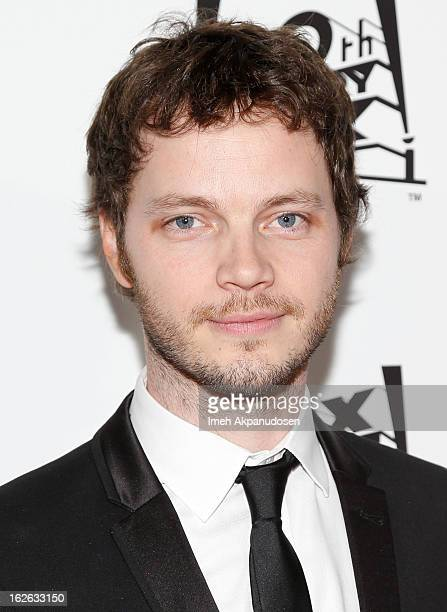 Cinematographer Ben Richardson attends the 20th Century Fox And Fox Searchlight Pictures' Academy Award Nominees Celebration at Lure on February 24...