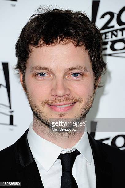 Cinematographer Ben Richardson attends the 20th Century FOX and FOX Searchlight Academy Award Nominees Party at Lure on February 24 2013 in Hollywood...