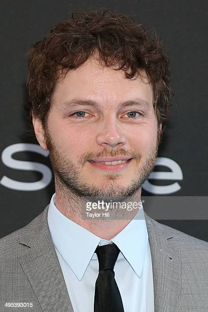 Cinematographer Ben Richardson attends The Fault In Our Stars premiere at Ziegfeld Theater on June 2 2014 in New York City