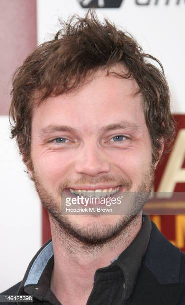 Cinematographer Ben Richardson attends the Film Independent's 2012 Los Angeles Film Festival Premiere Of Beast of the Southern Wild at Regal Cinemas...