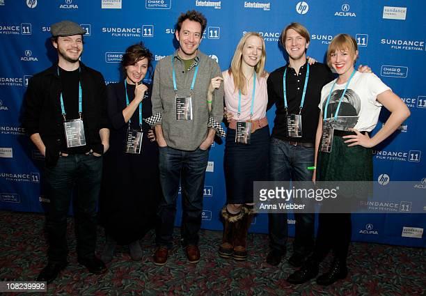Cinematographer Ben Richardson costume designer Malgosia Turzanska producer Josh Hetzler director Emily Carmichael production assistant James...