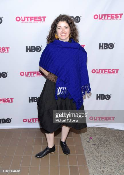 Cinematographer Catalina Ausin attends a screening of The Garden Left Behind at the 2019 Outfest Los Angeles LGBTQ Film Festival at Margo Albert...